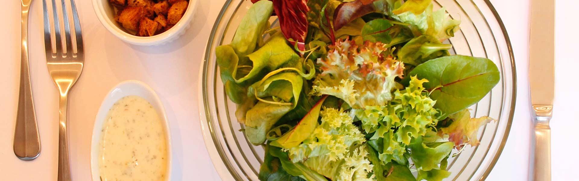 Vorspeisen Salat Biel